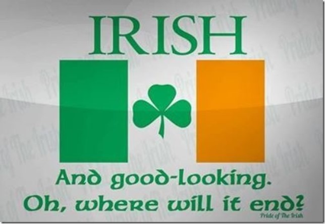 Irish & Good Looking