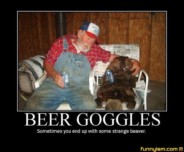 beer googles