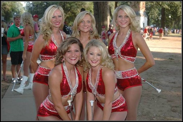 The Alabama Crimsonettes