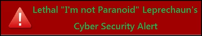 CYber Security Alert