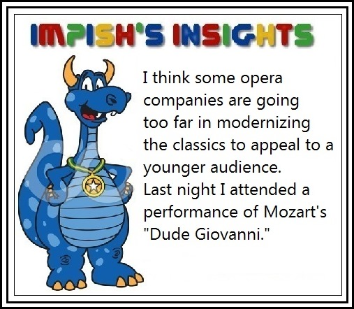 Impish Insights 8