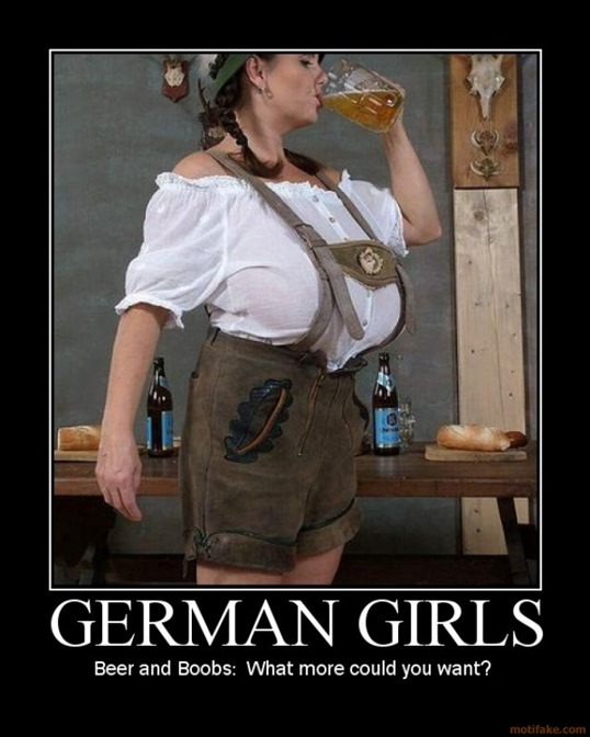 German Girls