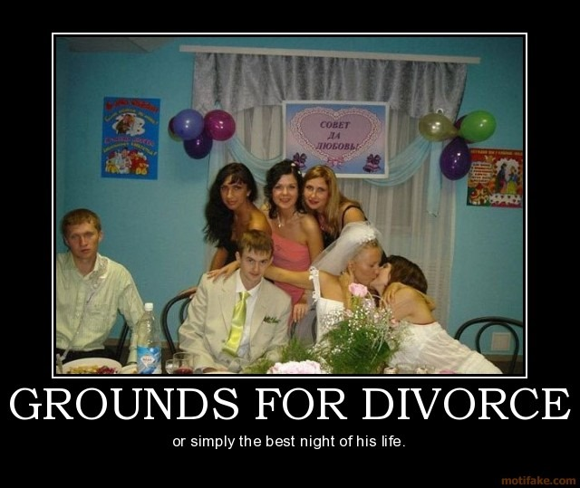 grounds for divorce