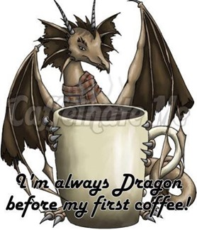 coffee dragon