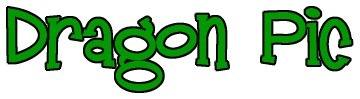 Dragon Pic Green