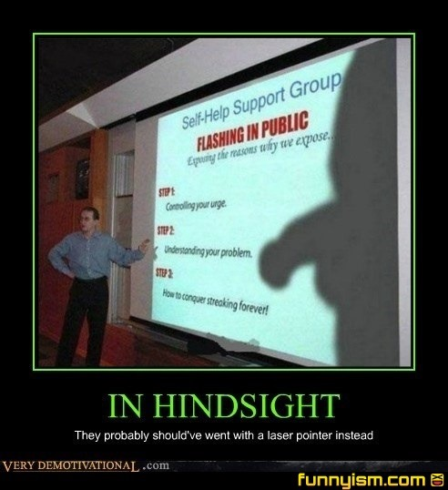 In Hindsight