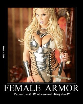 Female Armor