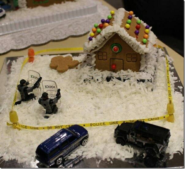GIngerbread house Deroit
