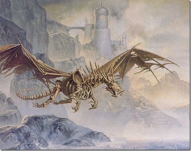 Skeletal Dragon (1)