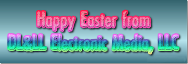 Happy Easter from