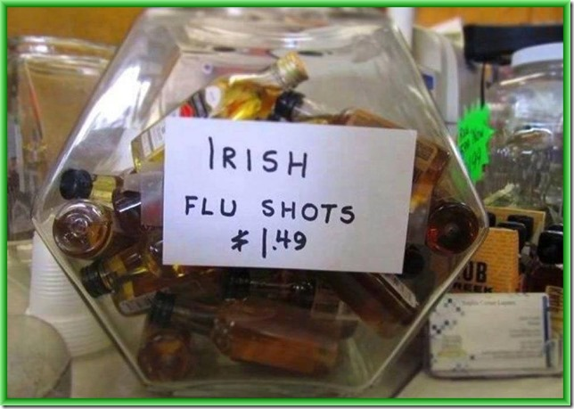 Irish Flu Shot