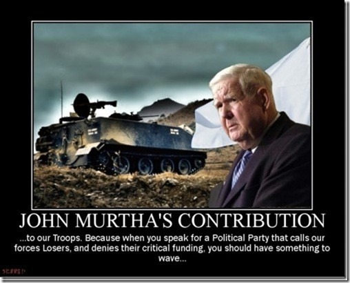 John Murtha's Contribution