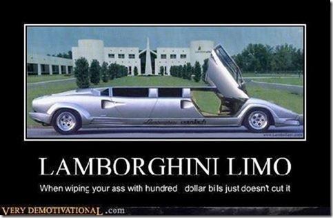lamborgorhini limo