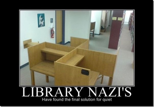 Library Nazis