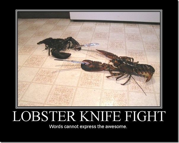 Lobster_Knife_Fight