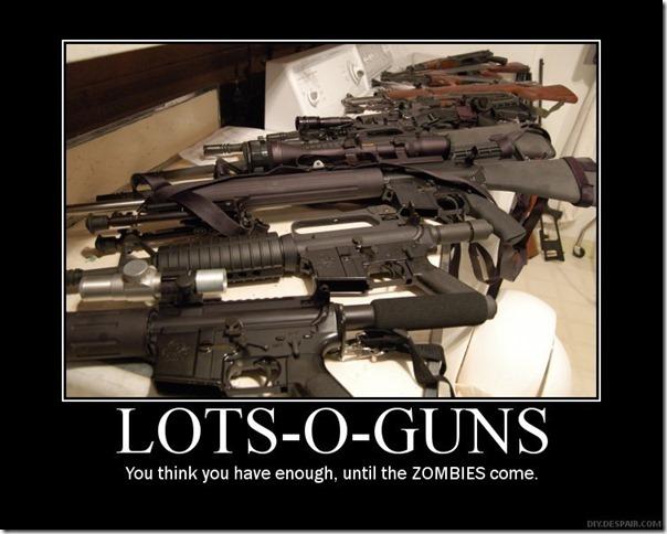 lots o guns