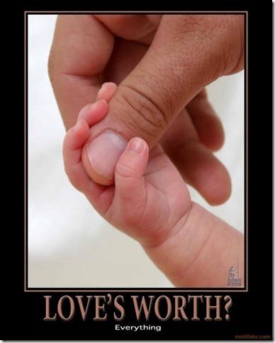 Love's worth