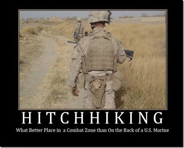 marine hitching