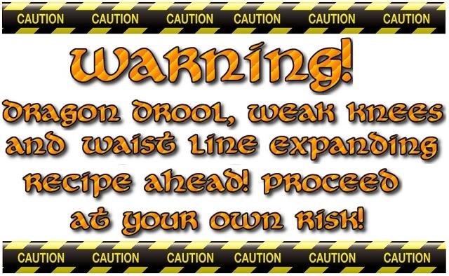 Recipe Warning