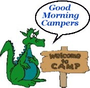 Good Morning Campers
