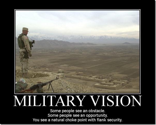 Military Vision