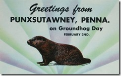 Greetings From Punxsutawney, Penna.3