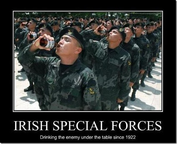 Irish Special Forces