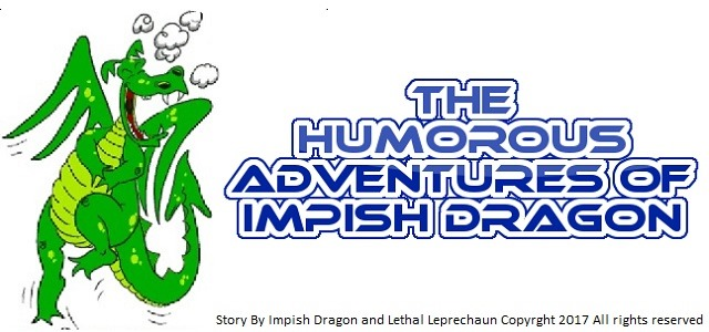 Adventures of Impish Dragon