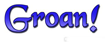 Groan