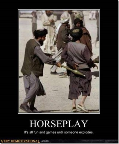 Motivational Horseplay