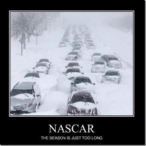 Motivational NASCAR