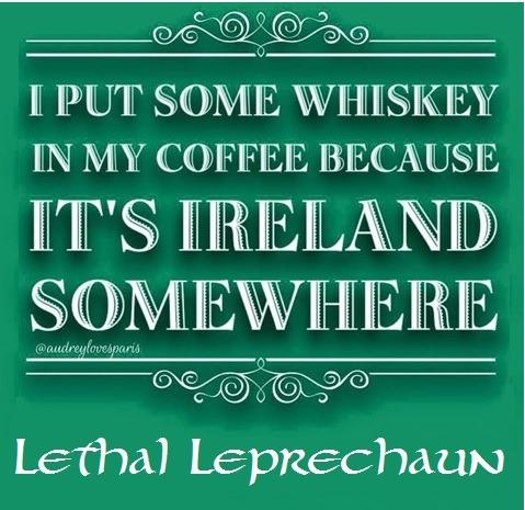 Ireland Whiskey Sig