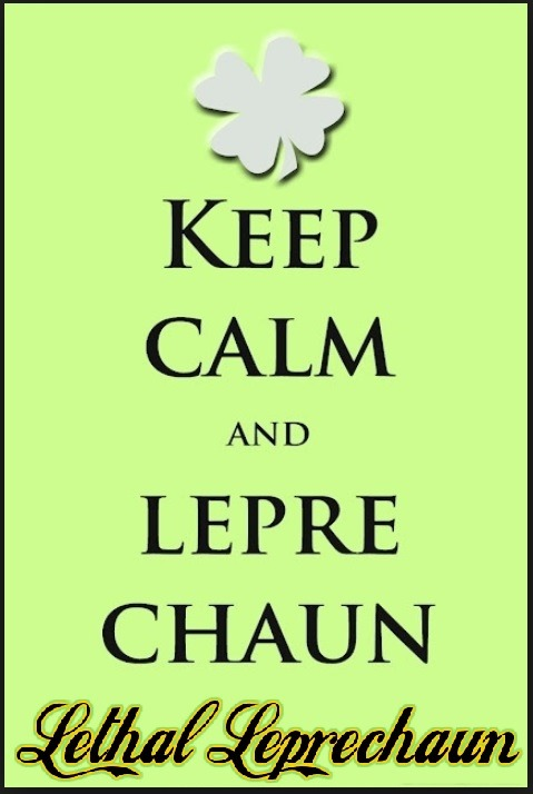 Keep Calm & Leprechaun