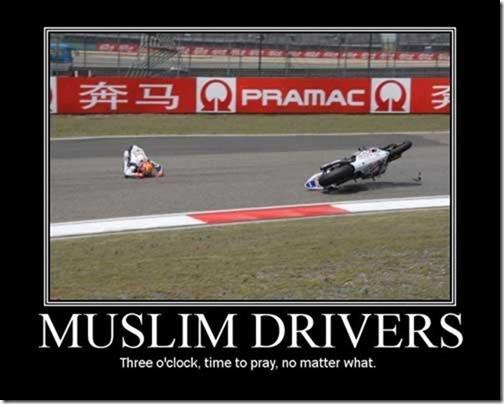 Muslim Drivers