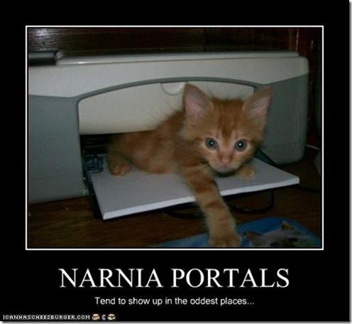 Narnia Portals