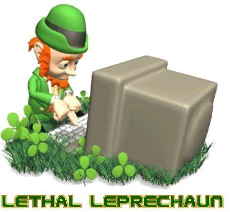 Computer Leprechaun