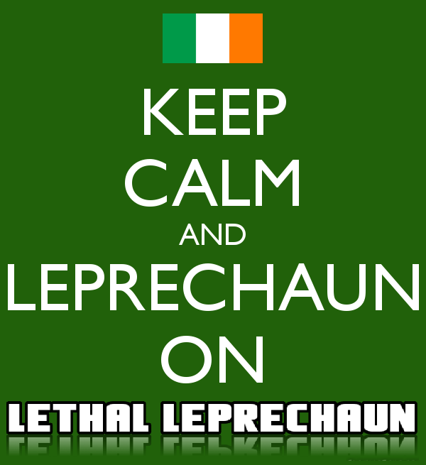 keep-calm-and-leprechaun-on-2