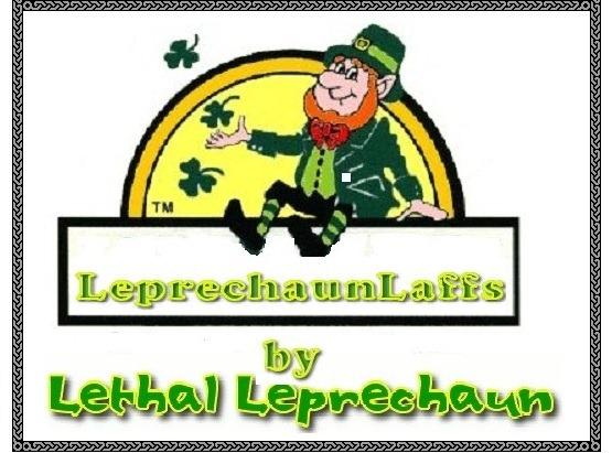 LeprechaunLaffs Banner