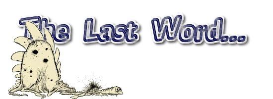 last word 5