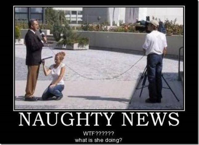 Naughty News
