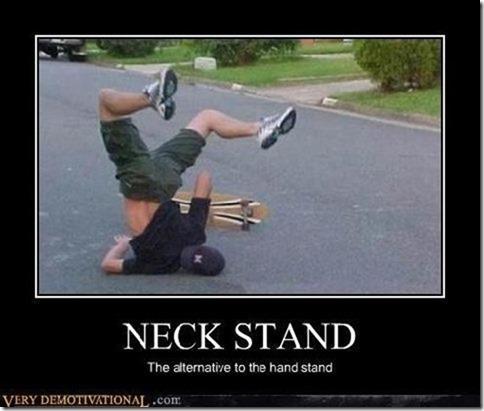 neckstand