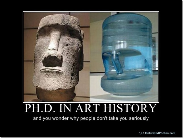 PhD in Art History