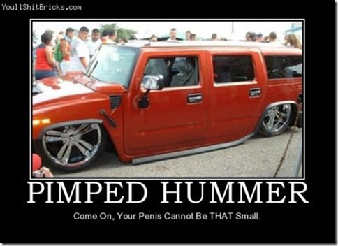 Pimped Hummer