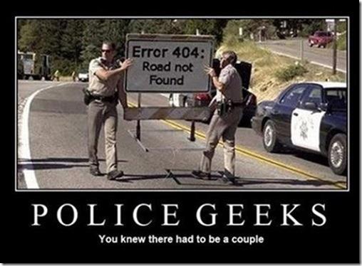 Police Geeks