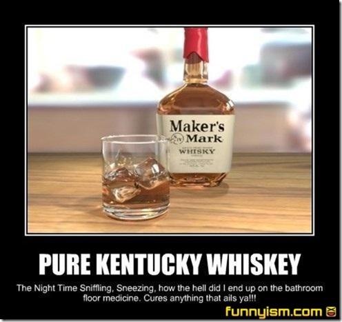 Pure Kentucky Whiskey