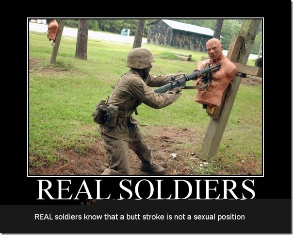 Real Soldiers
