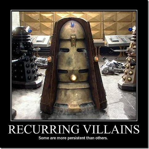 Recurring Villains