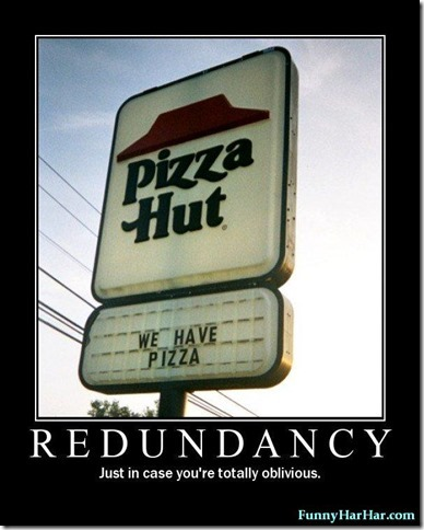 Redundancy3
