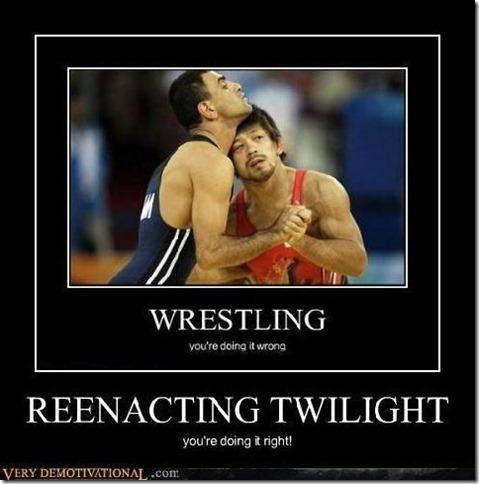 reenacting twilight