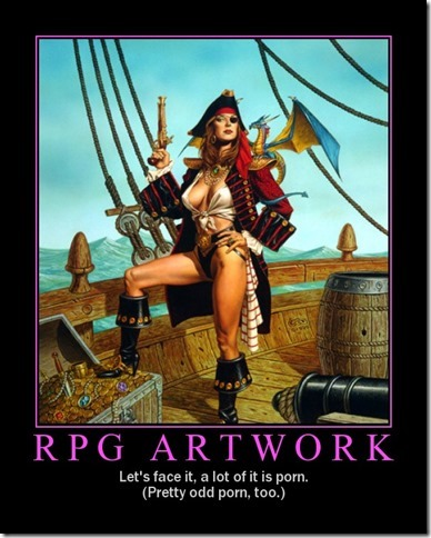RPG Artwork